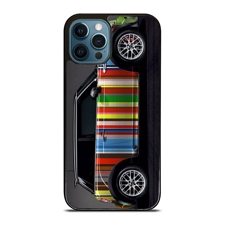 PAUL SMITH MINI COOPER STRIPE 2 iPhone 12 Pro Case Cover