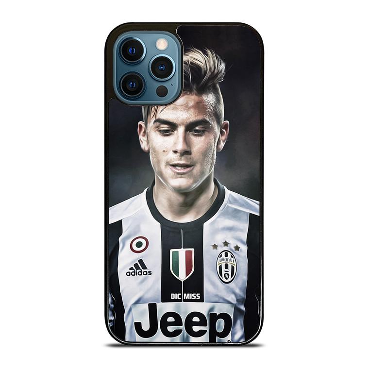 PAULO DYBALA JUVENTUS iPhone 12 Pro Case Cover