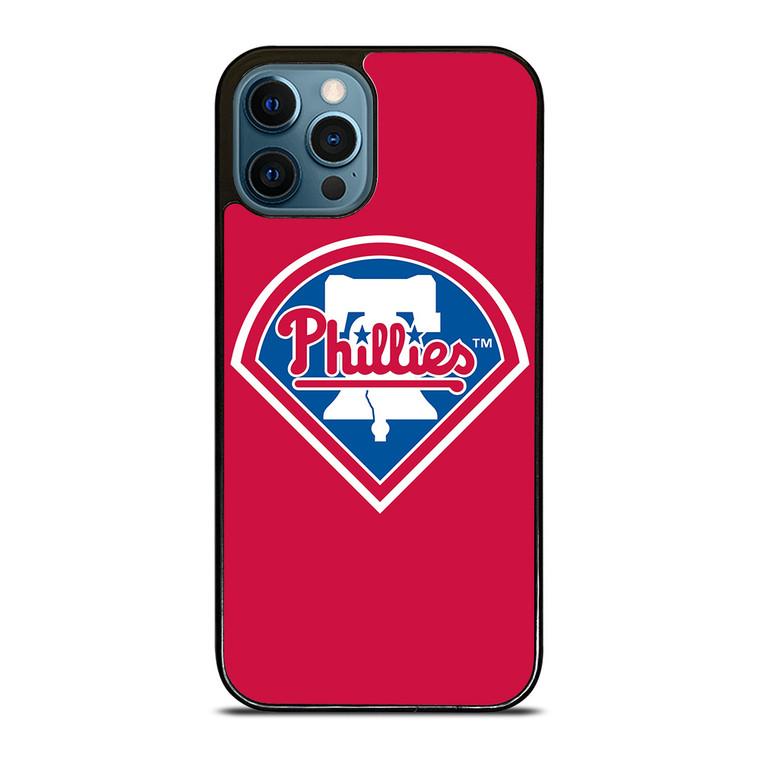 PHILADELPHIA PHILLIES iPhone 12 Pro Case Cover