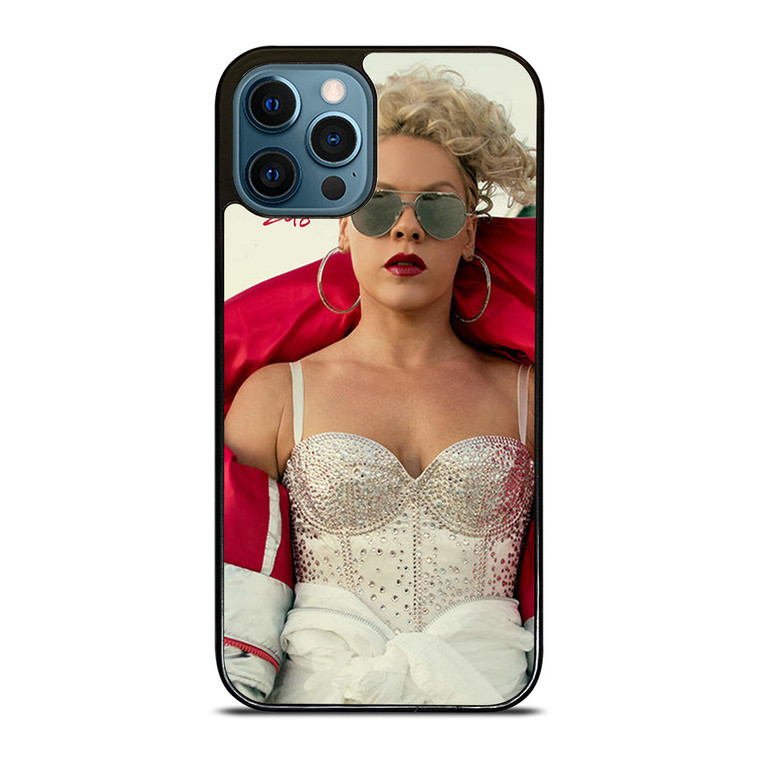 PINK BEAUTIFUL TRAUMA iPhone 12 Pro Case Cover