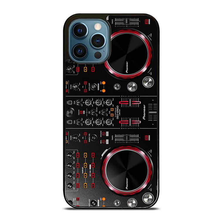PIONEER DDJ ERGO iPhone 12 Pro Case Cover