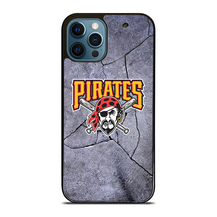PITTSBURGH PIRATES ICON iPhone 12 Pro Case Cover
