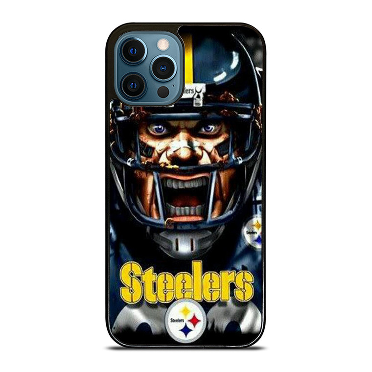 PITTSBURGH STEELERS 2 iPhone 12 Pro Case Cover