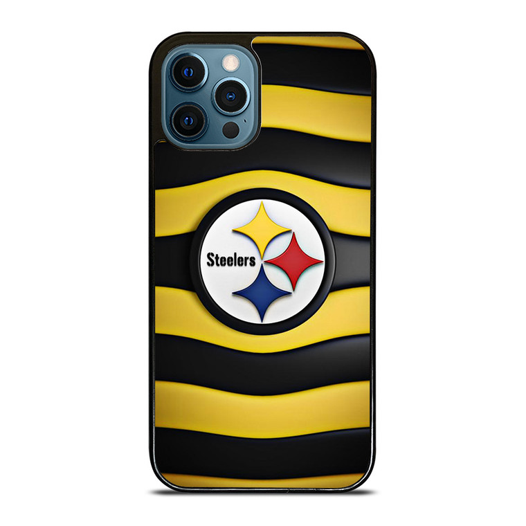 PITTSBURGH STEELERS 3 iPhone 12 Pro Case Cover