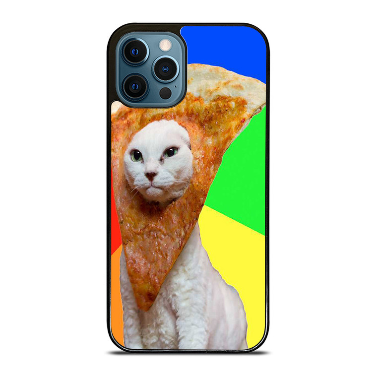 PIZZA CAT 1 iPhone 12 Pro Case Cover