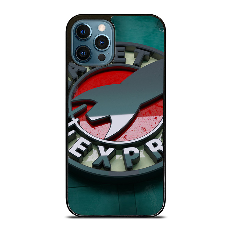 PLANET EXPRESS FUTURAMA 3D iPhone 12 Pro Case Cover