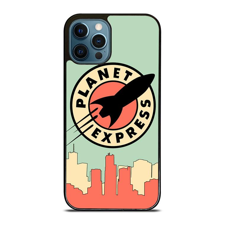 PLANET EXPRESS FUTURAMA iPhone 12 Pro Case Cover