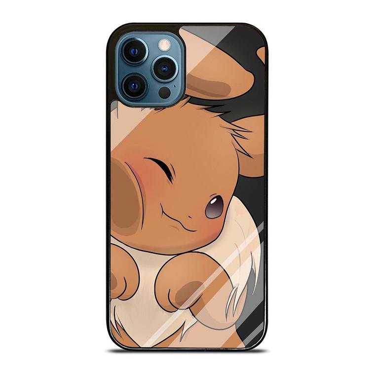 POKEMON EEVEE iPhone 12 Pro Case Cover
