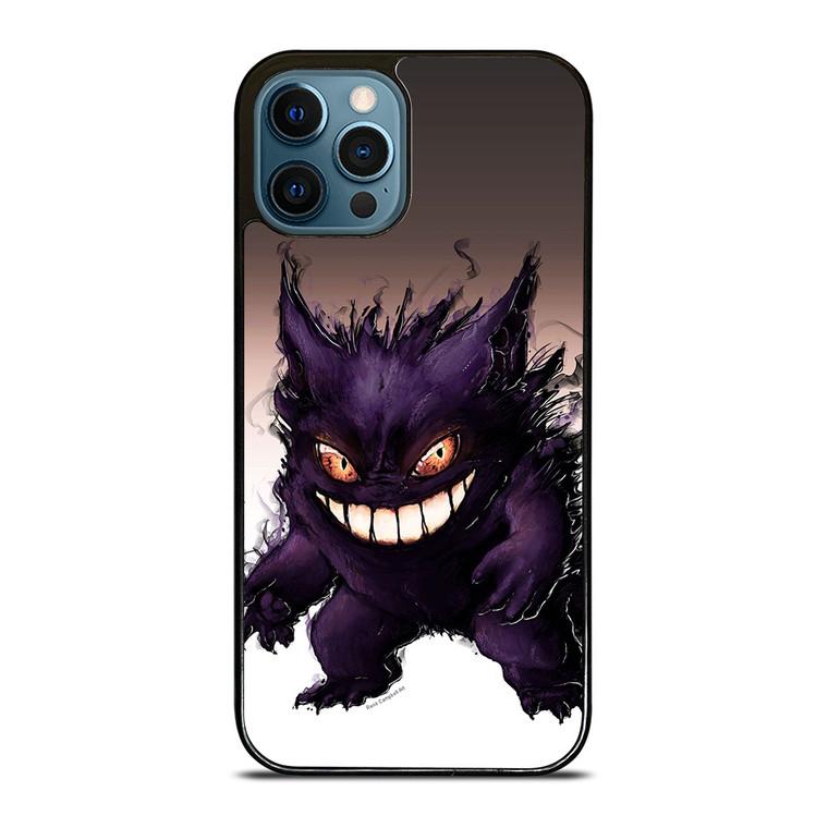 POKEMON GENGAR iPhone 12 Pro Case Cover