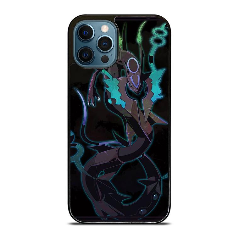 POKEMON SHINY RAYQUAZA 3 iPhone 12 Pro Case Cover