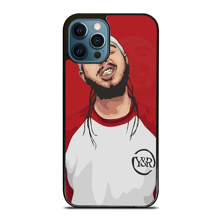 POST MALONE 2 iPhone 12 Pro Case Cover