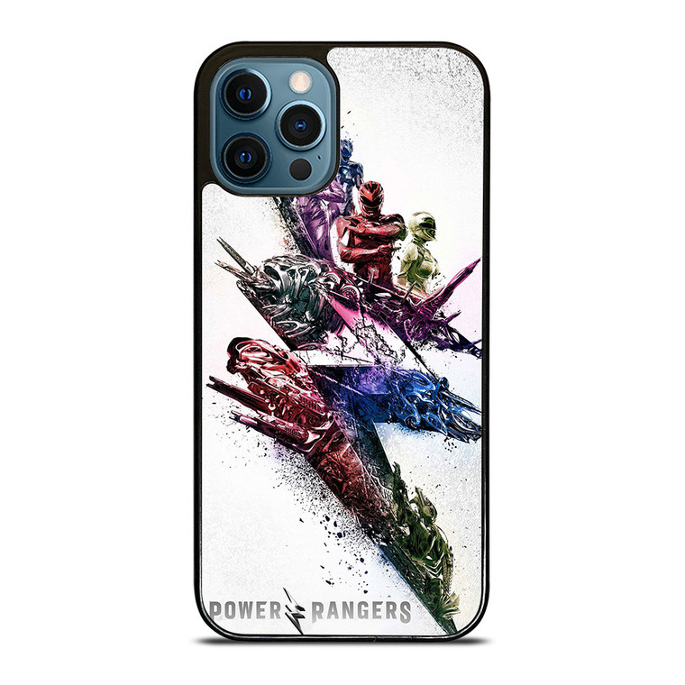POWER RANGERS NEW iPhone 12 Pro Case Cover