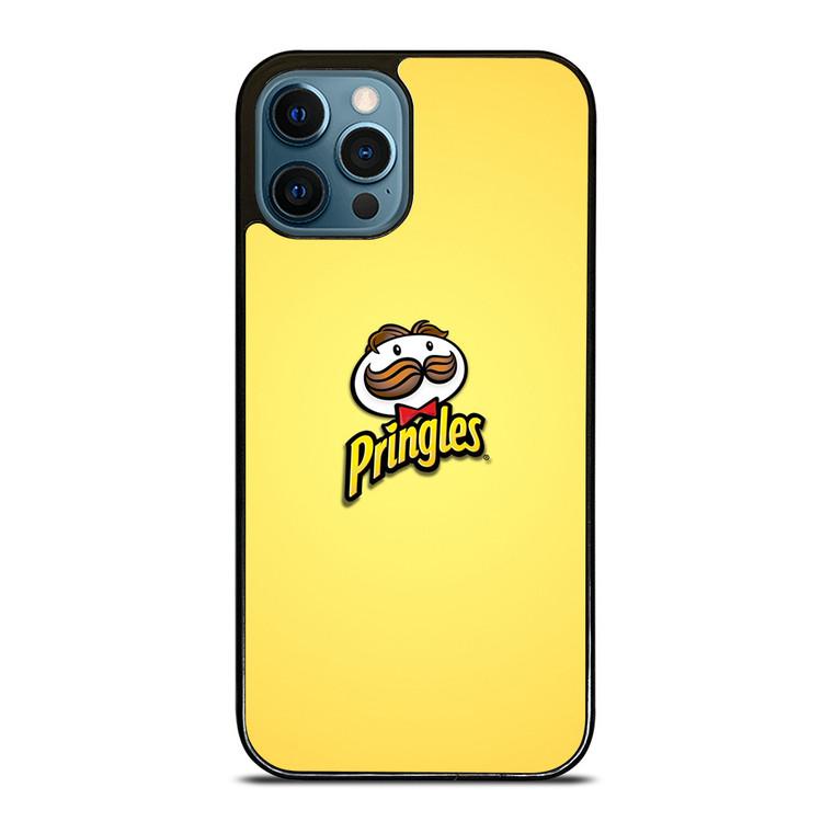 PRINGLES POTATO CHIPS LOGO iPhone 12 Pro Case Cover
