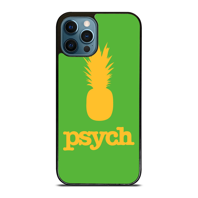 PSYCH LOGO iPhone 12 Pro Case Cover
