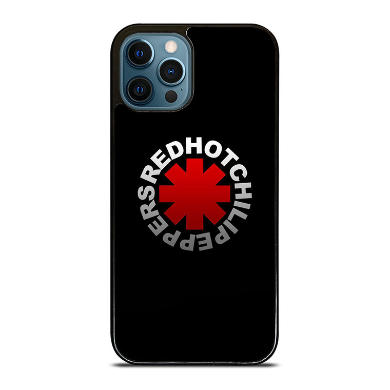 RED HOT CHILI PEPPERS ROCK BAND iPhone 12 Pro Case Cover