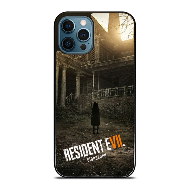 RESIDENT EVIL 7 BIOHAZARD iPhone 12 Pro Case Cover