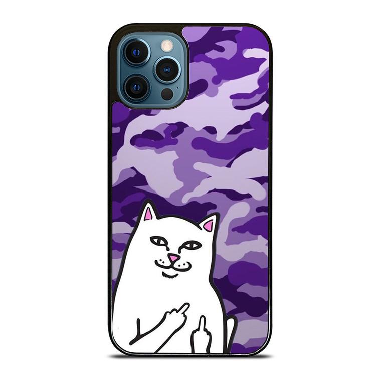 RIPNDIP CAMO iPhone 12 Pro Case Cover