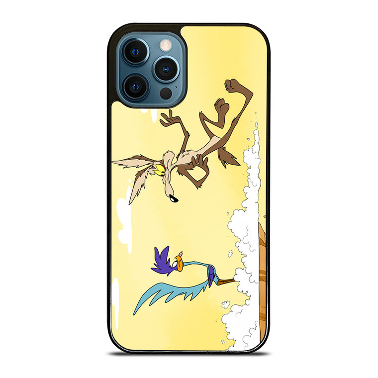 ROAD RUNNER AND COYOTE iPhone 12 Pro Case Cover