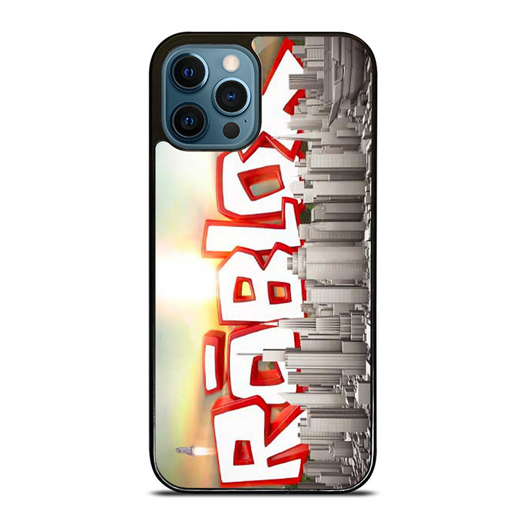 ROBLOX CITY LOGO iPhone 12 Pro Case Cover