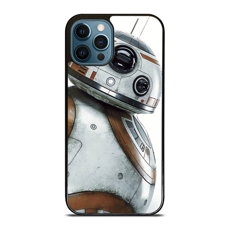ROBOT BB-8 DROID STAR WARS iPhone 12 Pro Case Cover