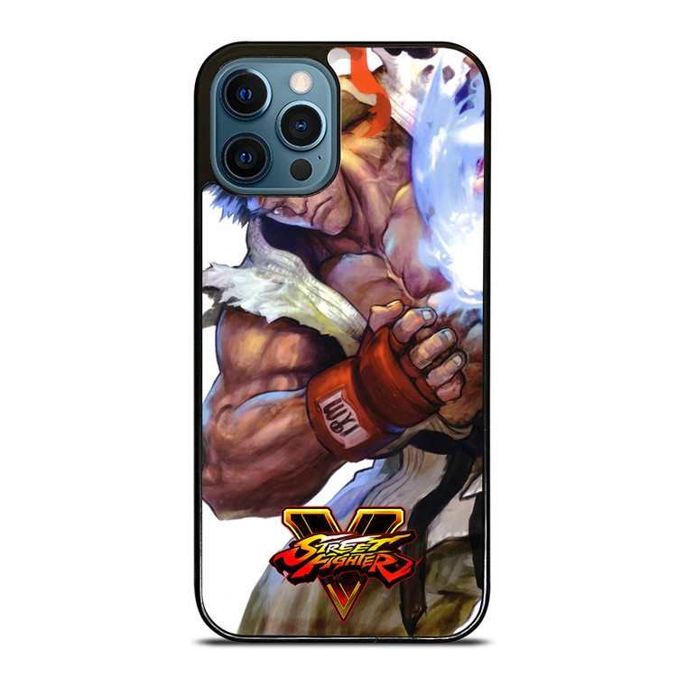 RYU STREET FIGHTER V iPhone 12 Pro Case Cover