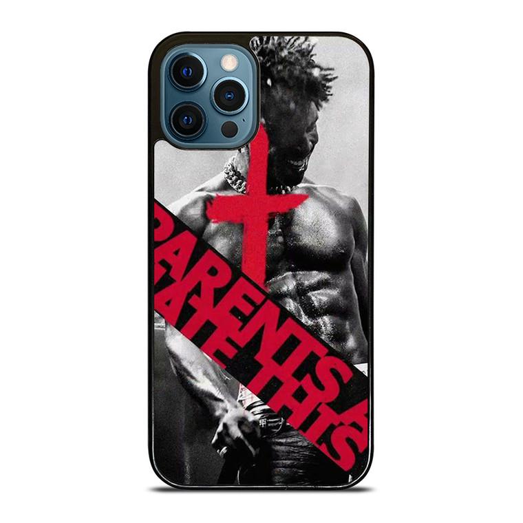 SAINT JHN PARENTS HATE THIS iPhone 12 Pro Case Cover
