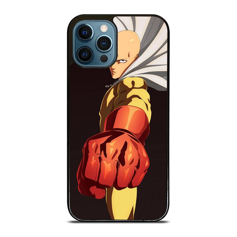 SAITAMA ONE PUNCH MAN HERO iPhone 12 Pro Case Cover
