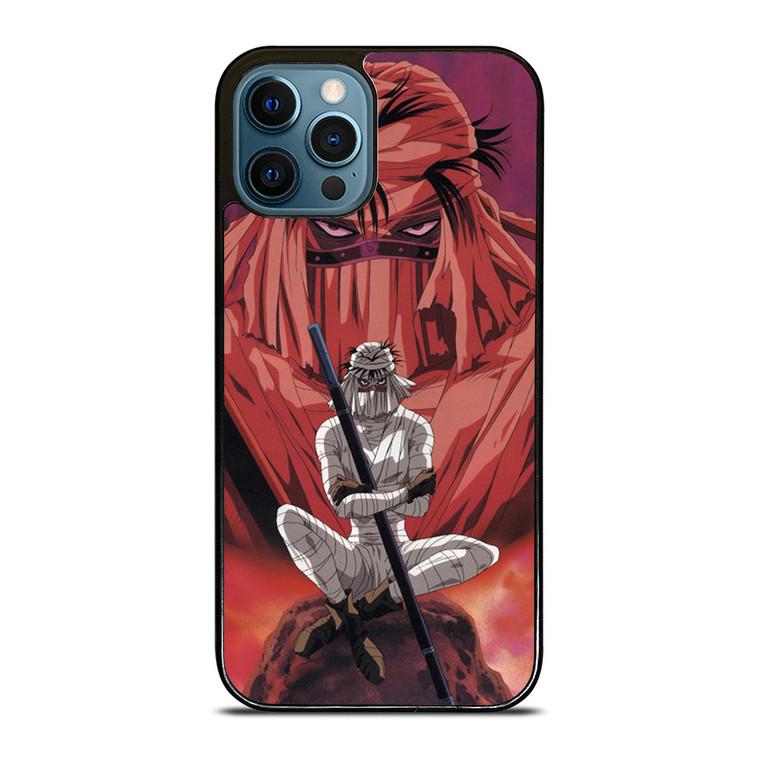 SAMURAI X RUROUNI KENSHIN VILLAIN MAKOTO iPhone 12 Pro Case Cover