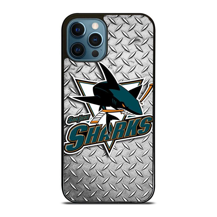 SAN JOSE SHARK iPhone 12 Pro Case Cover