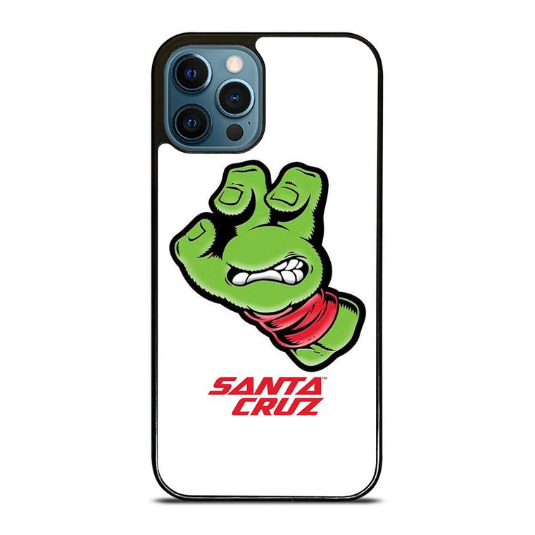 SANTA CRUZ SKATEBOARDS TMNT iPhone 12 Pro Case Cover