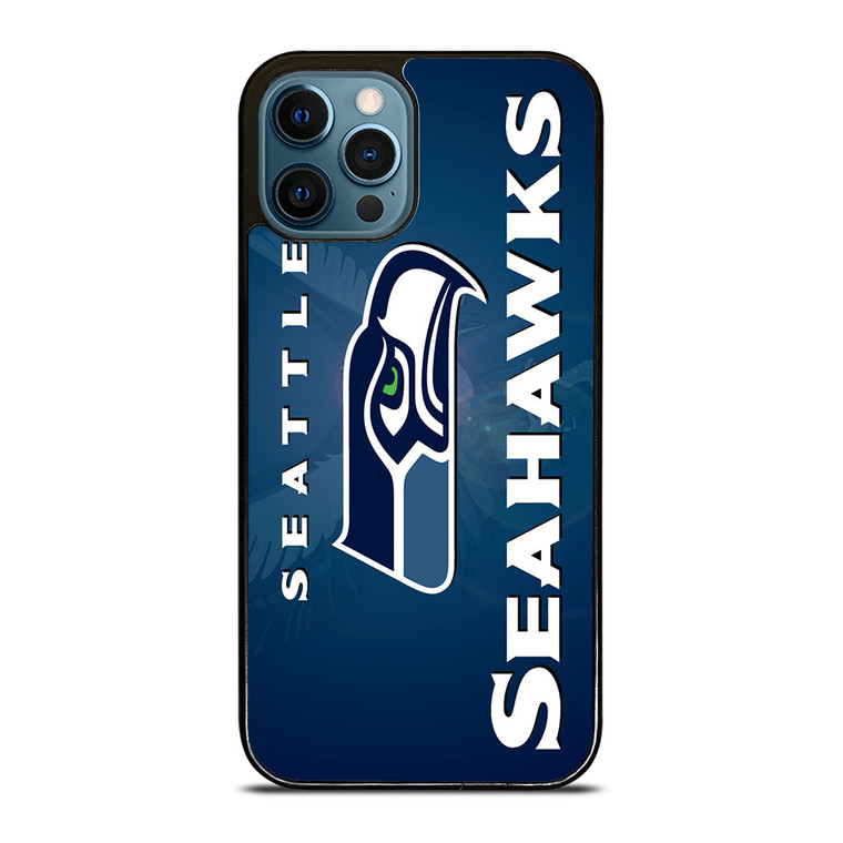 SEATTLE SEAHAWKS iPhone 12 Pro Case Cover