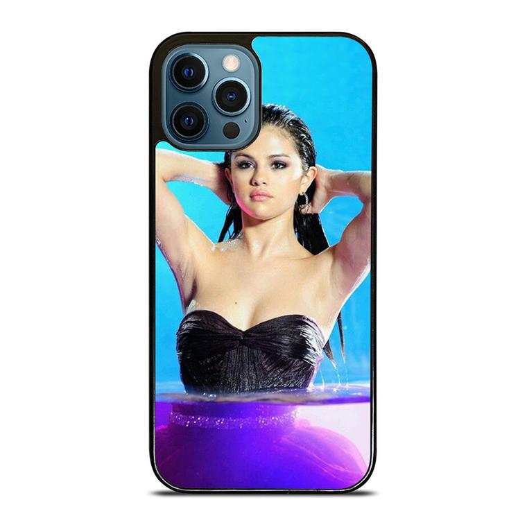 SELENA GOMEZ SEXY iPhone 12 Pro Case Cover