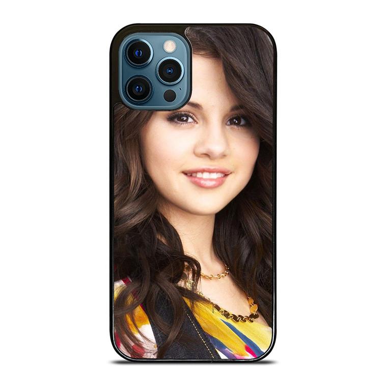 SELENA GOMEZ iPhone 12 Pro Case Cover