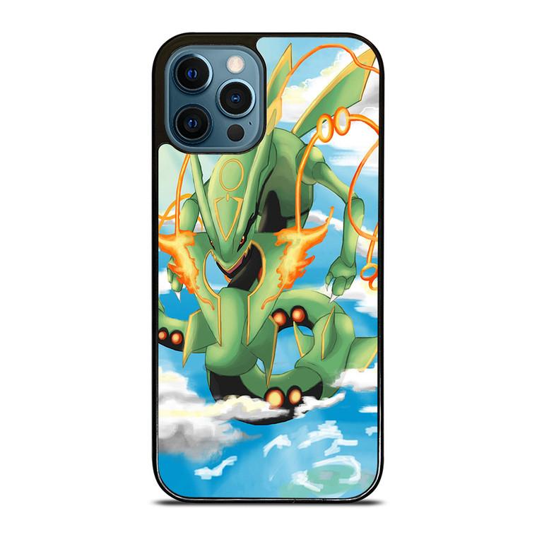 SHINY RAYQUAZA POKEMON iPhone 12 Pro Case Cover