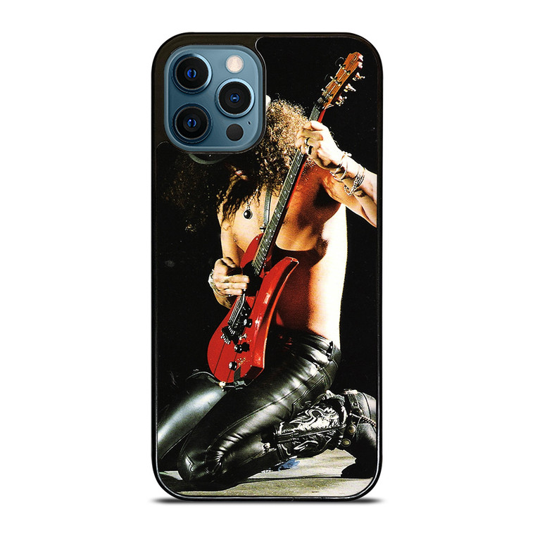 SLASH G N R Guns And Roses iPhone 12 Pro Case Cover