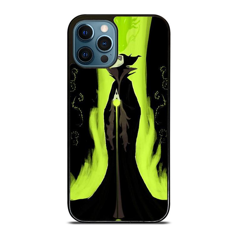 SLEEPING BEAUTY MALEFICENT DISNEY CARTOON iPhone 12 Pro Case Cover