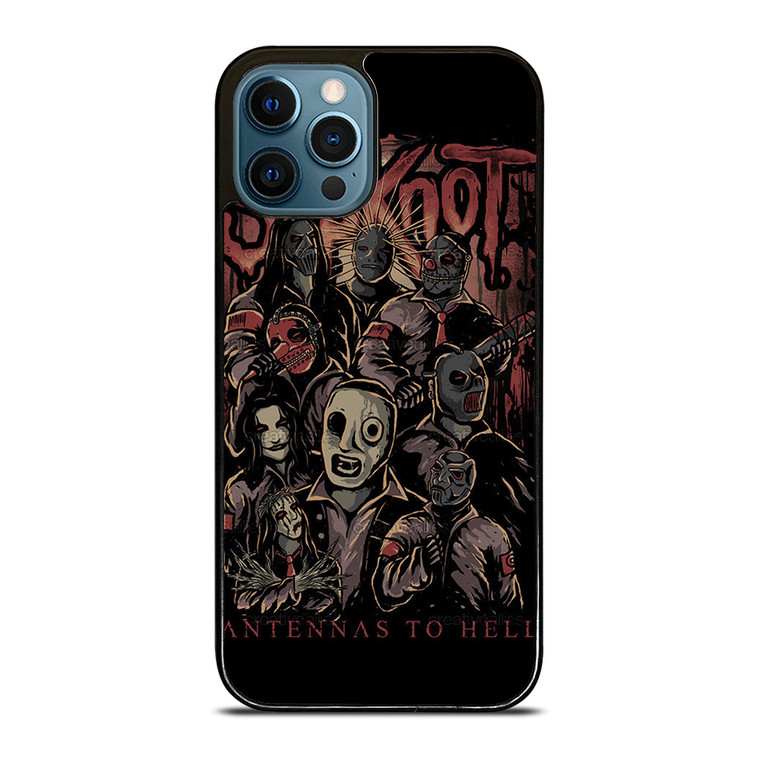SLIPKNOT POSTER iPhone 12 Pro Case Cover
