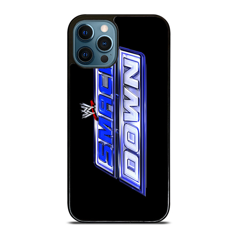 SMACK DOWN WWF iPhone 12 Pro Case Cover
