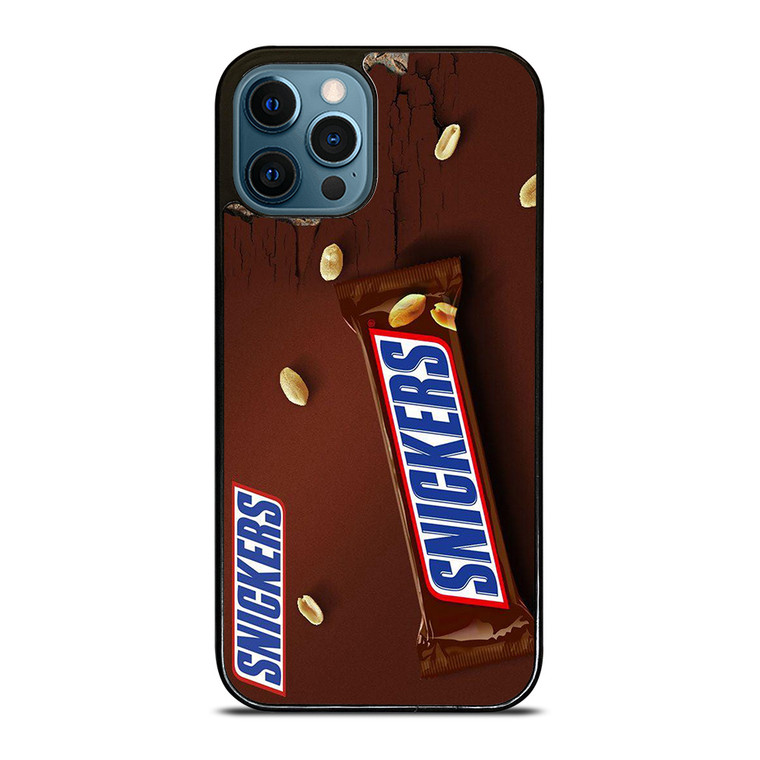 SNICKERS CHOCOLATE WAFER iPhone 12 Pro Case Cover