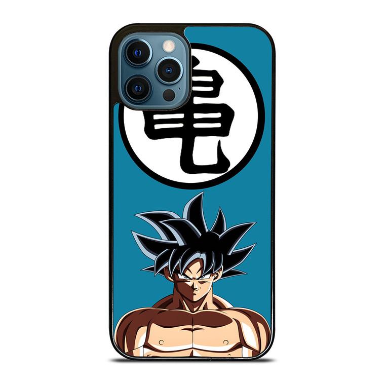 SON GOKU INSTINCT ULTRA DRAGON BALL NEW iPhone 12 Pro Case Cover