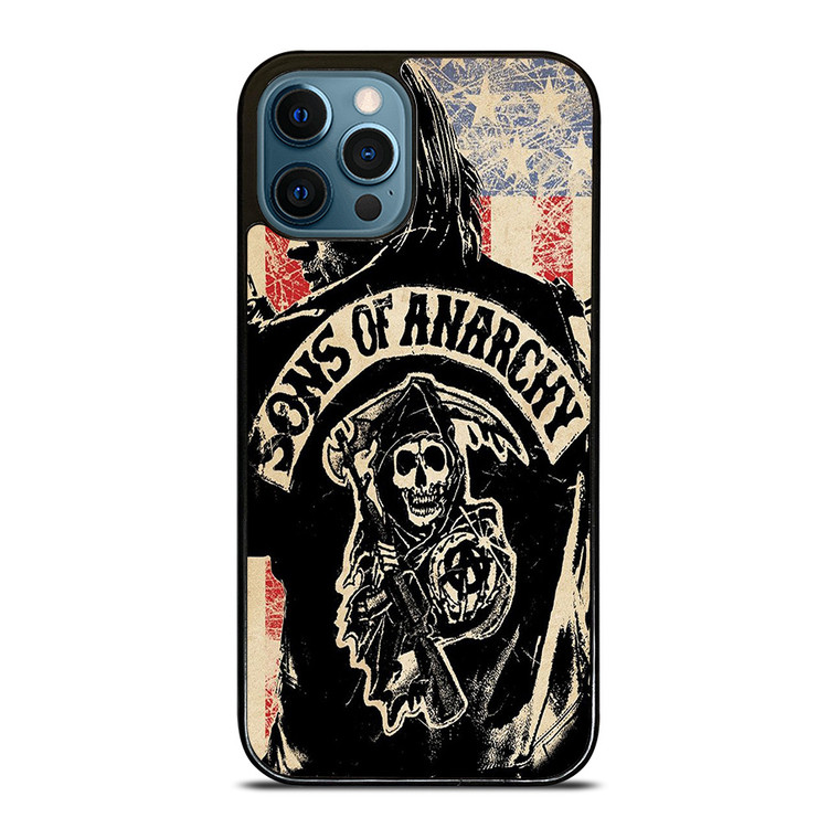 SONS OF ANARCHY 2 iPhone 12 Pro Case Cover