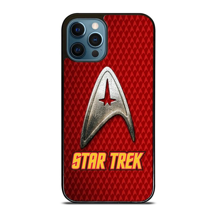 STAR TREK LOGO iPhone 12 Pro Case Cover