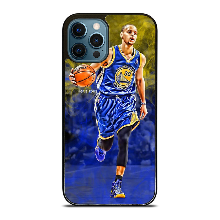 STEPHEN CURRY GOLDEN STATE WARRIORS 2 iPhone 12 Pro Case Cover