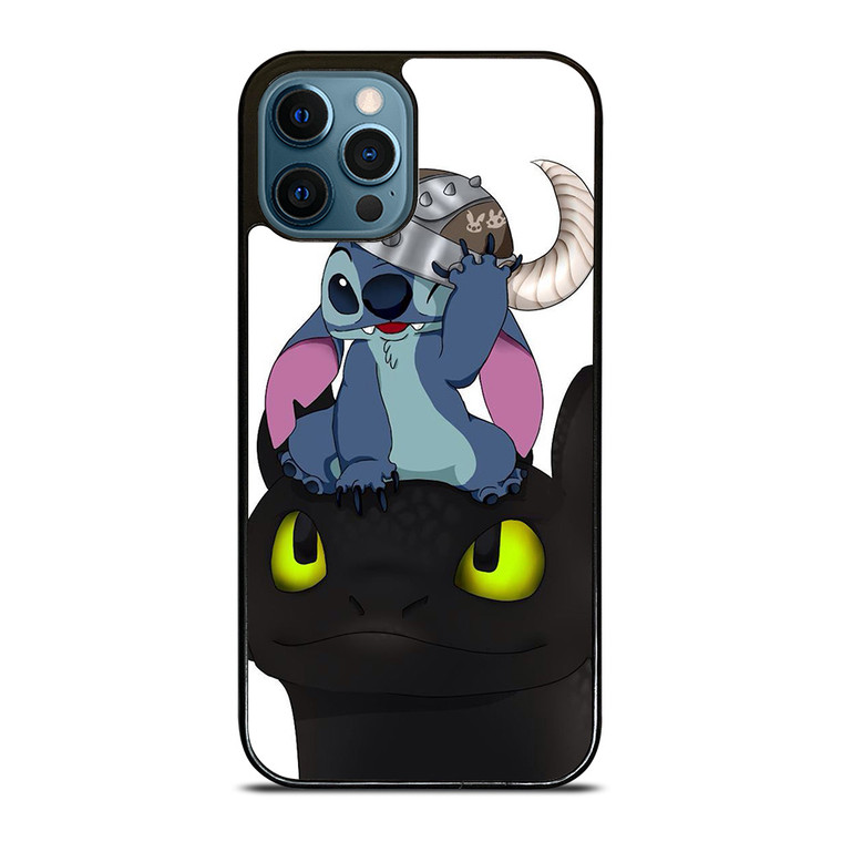 STITCH AND TOOTHLESS iPhone 12 Pro Case Cover