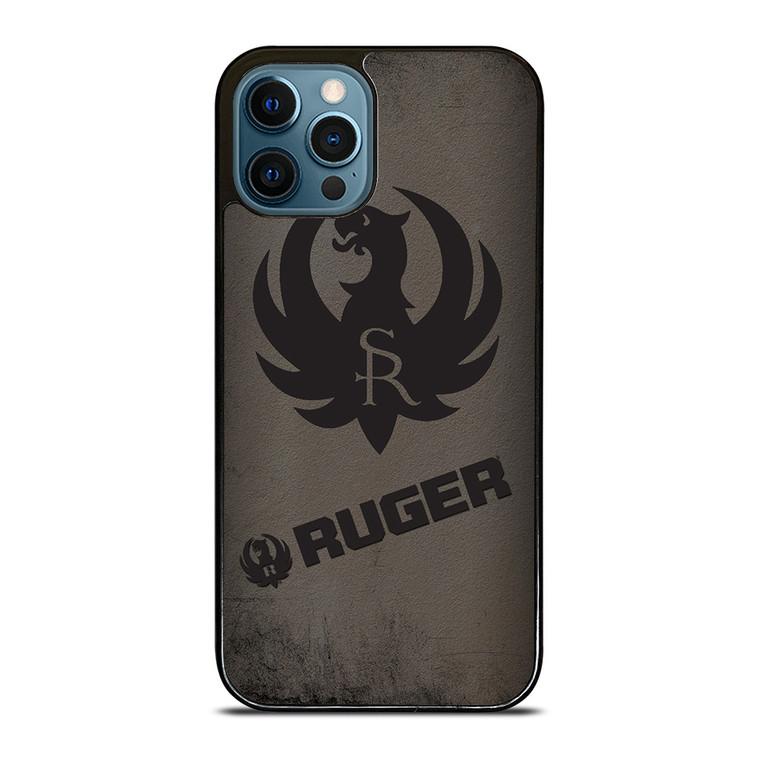 STURM RUGER FIREARM SYMBOL iPhone 12 Pro Case Cover