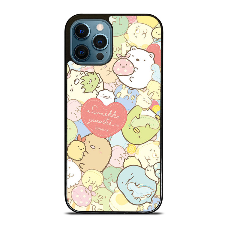 SUMIKKO GURASHI CUTE iPhone 12 Pro Case Cover