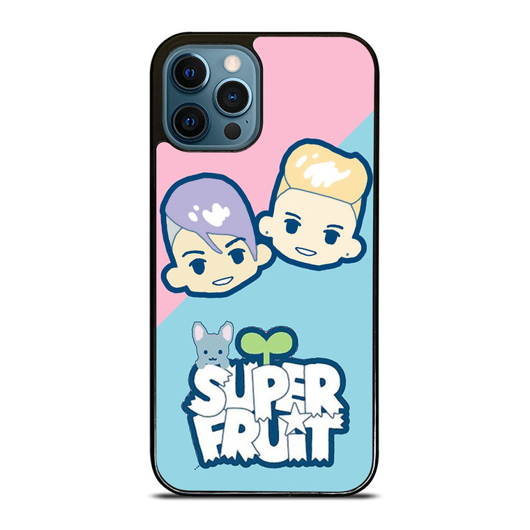 SUPERFRUIT FUNNY iPhone 12 Pro Case Cover