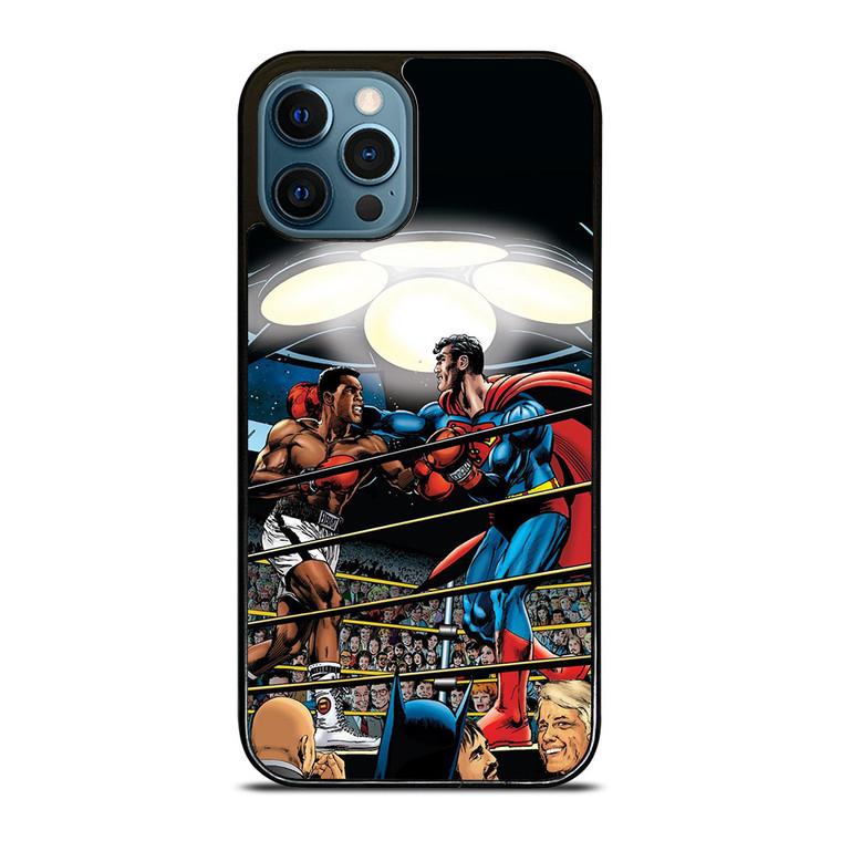 SUPERMAN VS MUHAMMAD ALI iPhone 12 Pro Case Cover