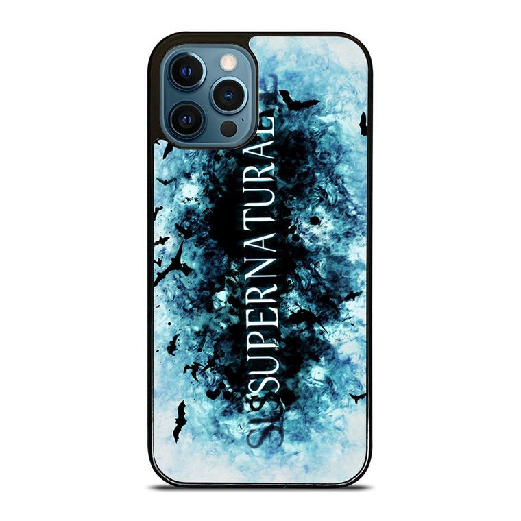 SUPERNATURAL LOGO iPhone 12 Pro Case Cover