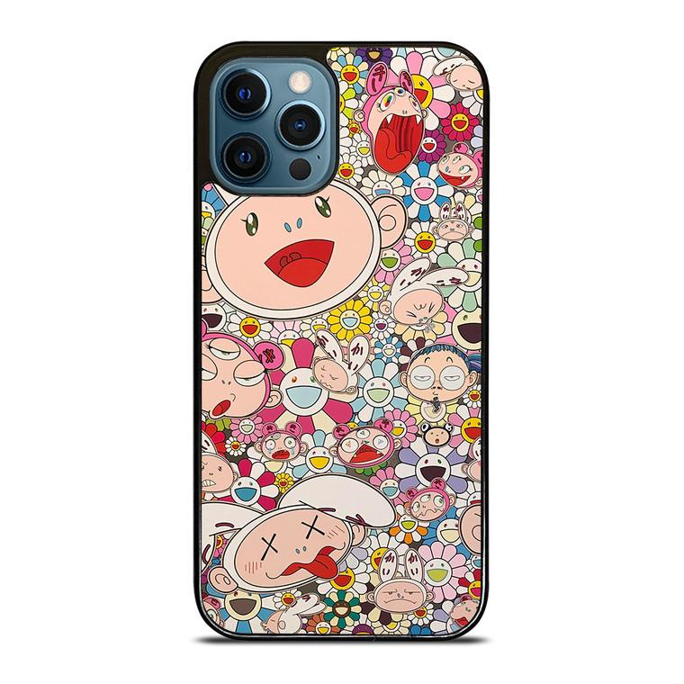 TAKASHI MURAKAMI iPhone 12 Pro Case Cover